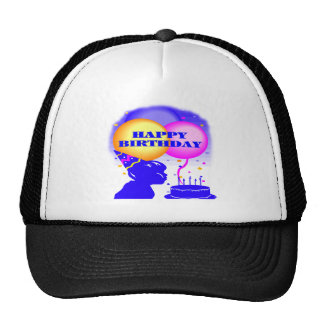 Kids Birthday Hat