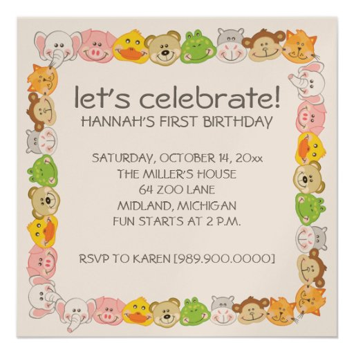 Birthday Invitations For Kids for your inspiration to make invitation template look beautiful