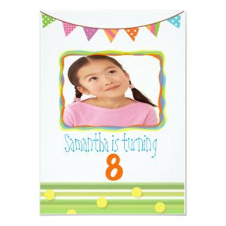 Kids Birthday Party Invite
