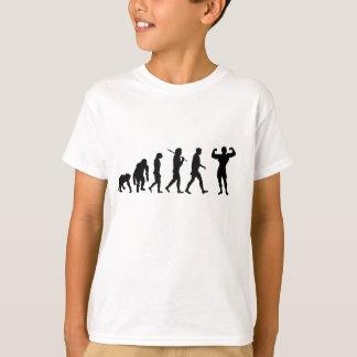Kids bodybuilding shirts