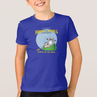 Kids' Boogie on the Banks T-shirt