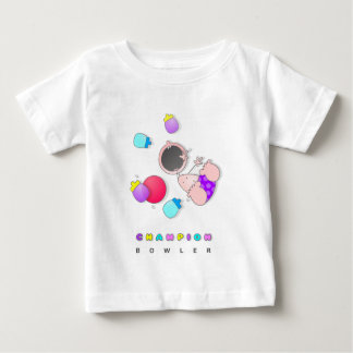 Kids Bowling Baby T-Shirt