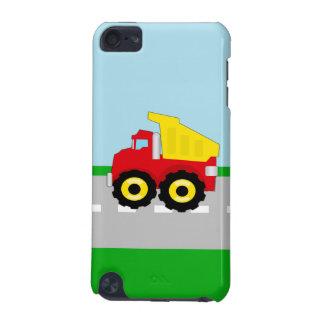 Kids Boys Construction Dumptruck iPod Touch 5G Case