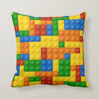 Kids Building Blocks Pillow
