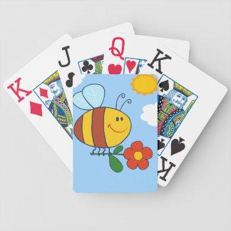 Kids Bumble Bee Card Decks