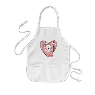 Kids Bunny Rabbit T Shirts and Gifts Aprons