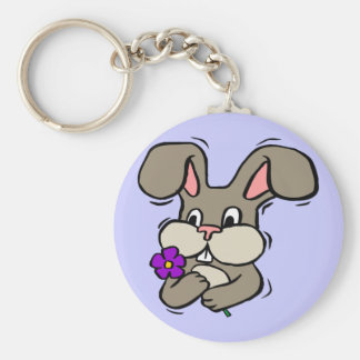Kids Bunny Rabbit T Shirts and Gifts Keychain