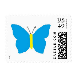 Kid's Butterfly Stamp