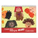 Kids Calendar calendar