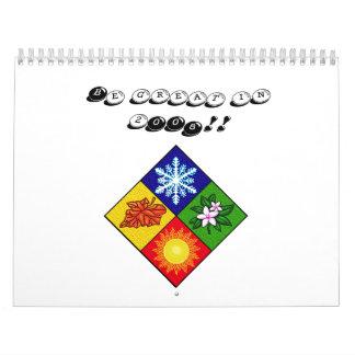 Kids Calender! Calendar