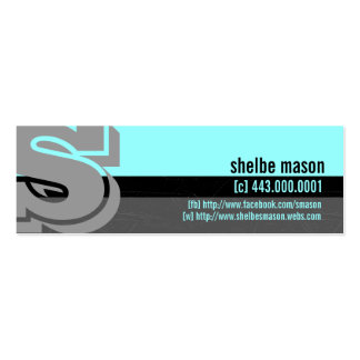Kids Calling Cards Double-Sided Mini Business Cards (Pack Of 20)