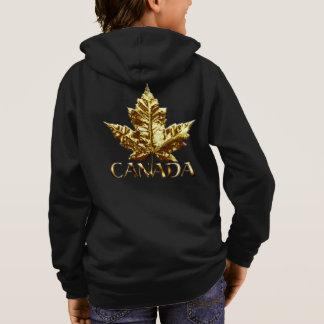 Kid's Canada Hoodie Gold Medal Canada Hoodie