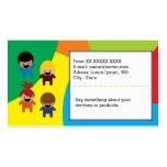Kids Card Business Card