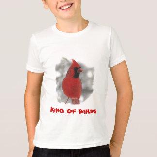Kids Cardinal - King of birds T-Shirt
