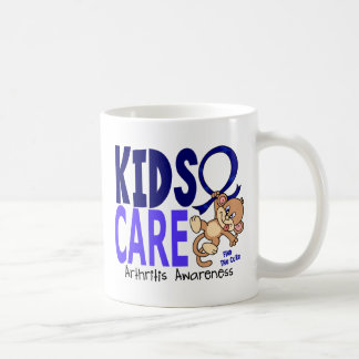 Kids Care 1 Arthritis Coffee Mugs