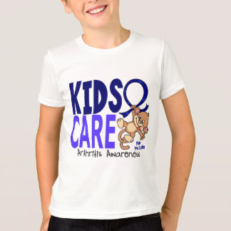 Kids Care 1 Arthritis T-Shirt