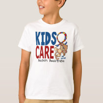 Kids Care 1 Autism T-Shirt