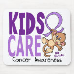 Kids Care 1 Cancer Mousepads