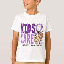 Kids Care 1 Cancer T-Shirt
