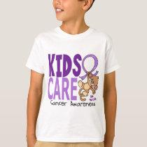 Kids Care 1 Cancer T-Shirt