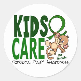 Kids Care 1 Cerebral Palsy Sticker