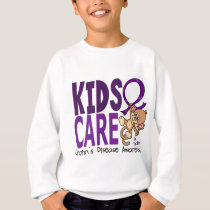 Kids Care 1 Crohns Disease Sweatshirt