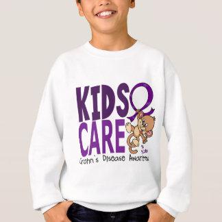 Kids Care 1 Crohns Disease Sweatshirt