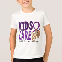 Kids Care 1 Cystic Fibrosis T-Shirt