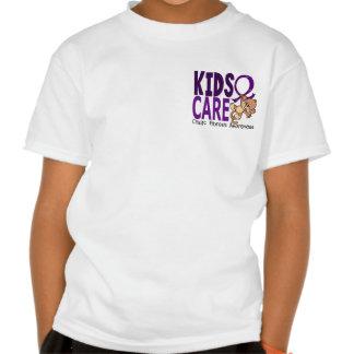 Kids Care 1 Cystic Fibrosis Tshirt