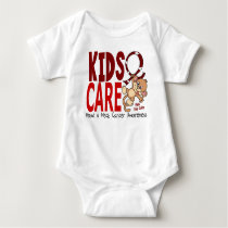 Kids Care 1 Head & Neck Cancer Baby Bodysuit