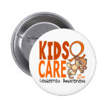 Kids Care 1 Leukemia Buttons