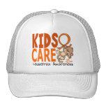 Kids Care 1 Leukemia Hats