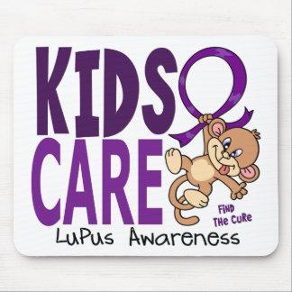 Kids Care 1 Lupus Mousepad