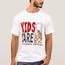 Kids Care 1 Mesothelioma T-Shirt