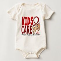 Kids Care 1 Multiple Myeloma Baby Bodysuit