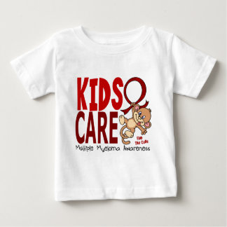 Kids Care 1 Multiple Myeloma Baby T-Shirt