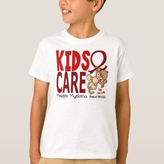 Kids Care 1 Multiple Myeloma T-Shirt
