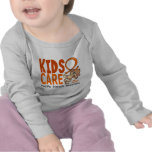 Kids Care 1 Multiple Sclerosis MS Shirts