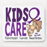 Kids Care 1 Pancreatic  Cancer Mouse Pad