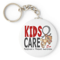 Kids Care 1 Parkinson's Disease Keychain