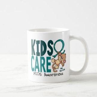 Kids Care 1 PCOS Mugs
