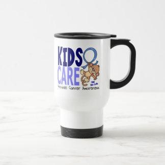 Kids Care 1 Prostate Cancer Mugs