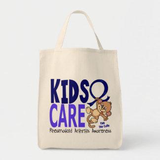 Kids Care 1 Rheumatoid Arthritis Canvas Bag
