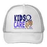 Kids Care 1 Rheumatoid Arthritis Trucker Hats