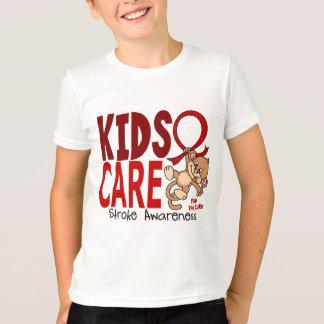 Kids Care 1 Stroke T-Shirt
