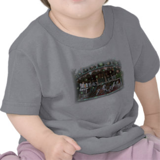 kids carousel T-Shirt