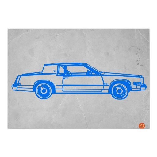 Kids Cars Poster