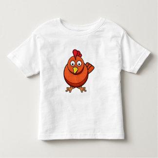Kids Cartoon Chicken T-Shirt