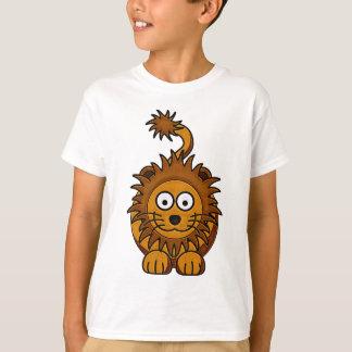 Kids Cartoon Lion T-Shirt