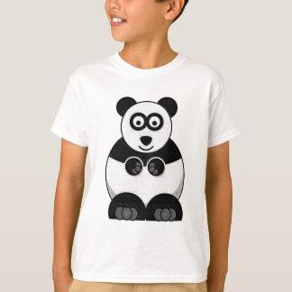 Kids Cartoon Panda T-Shirt